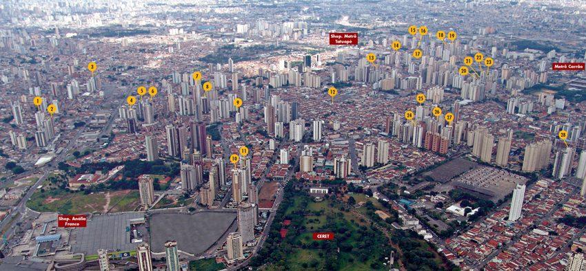 Foto Ilustrativa de serviços zona leste